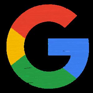 לוגו גוגל מקושקש